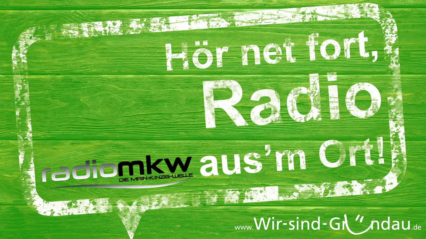 support your local radio mkw